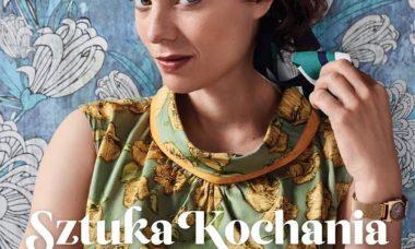 SZTUKA KOCHANIA. Historia Michaliny Wislockiej - plakat B1